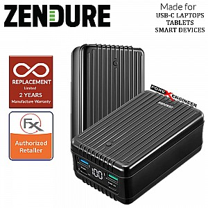 Zendure SuperTank - 27,000 mAh 100W Crush-Proof Portable Charger ( Black ) ( Barcode : 857348008706 )