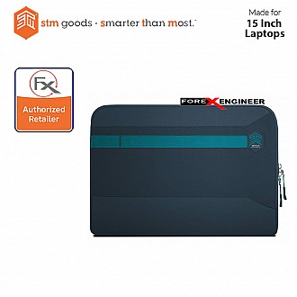 STM Summary Laptop Sleeves 15 inch - Dark Navy (Barcode : 640947795234)