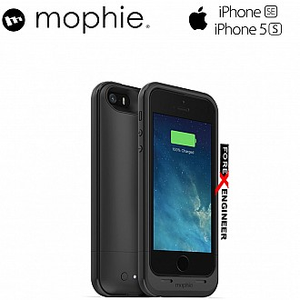 Mophie Juice Pack Plus 2100mah for iphone 5 / 5s / SE - Black color