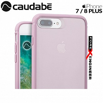 Caudabe The Synthesis for iPhone 7 / 8 Plus Premium Ultra Thin with Protection Case - Lilac
