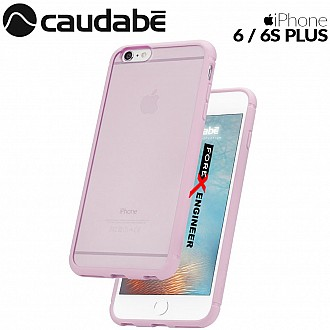 Caudabe The Synthesis for iPhone 6 / 6S PLUS Premium Ultra Thin with Protection Case - Lilac
