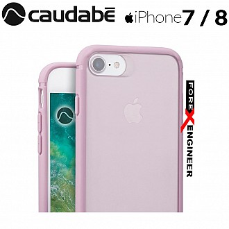 Caudabe The Synthesis for iPhone 7 / 8 Premium Ultra Thin with Protection Case - Lilac