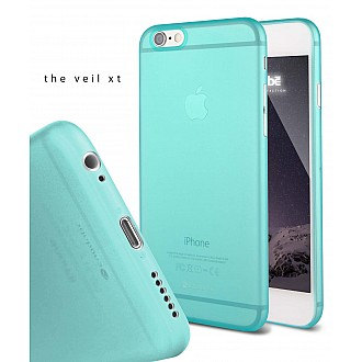 Caudabe the Veil XT for iPhone 6S Premium Ultra Thin Case - aquamarine (green) color
