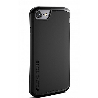 Element Case Aura for iphone 7 - Black color (Compatible with iPhone SE 2nd Gen 2020)