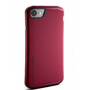 Element Case Aura for iphone 7 - Deep Red color (Compatible with iPhone SE 2nd Gen 2020)