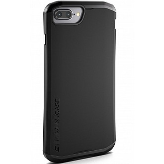 Element Case Aura for iphone 7 Plus - Black color (Compatible with iPhone SE 2nd Gen 2020)