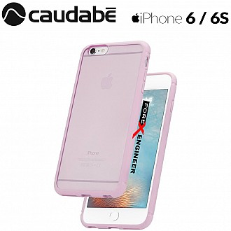 Caudabe The Synthesis for iPhone 6 / 6S Premium Ultra Thin with Protection Case - Lilac