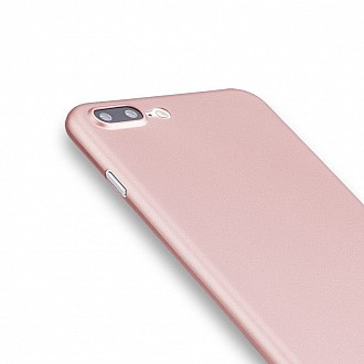 Caudabe the Veil XT for iphone 7 PLUS Premium Ultra Thin Case - Rose Gold Metallic