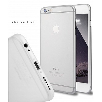 Caudabe the Veil XT for iPhone 6S PLUS Premium Ultra Thin Case - Frost