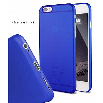 Caudabe the Veil XT for iPhone 6S Premium Ultra Thin Case - Blue color