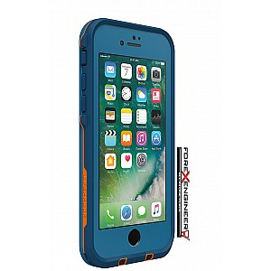 Lifeproof Fre Waterproof, Shock-proof, Dirt-proof Case for iPhone 7 - Base Camp Blue (Blue)