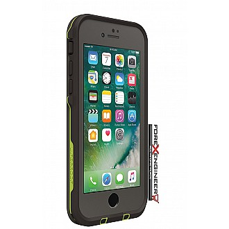 Lifeproof Fre Waterproof, Shock-proof, Dirt-proof Case for iPhone 7 - Second Wind Grey (Grey color) (clearance - no warranty)