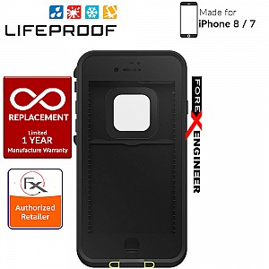 Lifeproof Fre Waterproof, Shock-proof, Dirt-proof Case for iPhone 8 (compatible with iPhone 7) - Night Lite