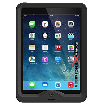 Lifeproof Nuud Waterproof, Shock-proof, Dirt-proof Case for iPad Air - Black color (CLEARANCE - NO WARRANTY)