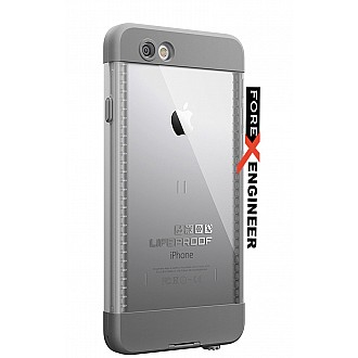 Lifeproof nuud for iphone 6 ONLY - Avalanche White