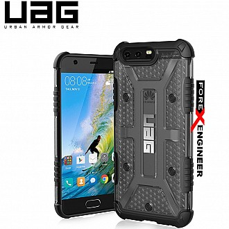 UAG Plasma for Huawei P10 - Feather-Light Rugged Military Drop Tested - Ice color