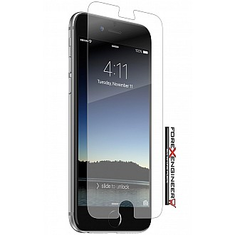 ZAGG InvisibleShield Glass Tempered Glass Screen Protector for Apple iPhone 6 / 6S / 7 / 8 Plus - Crystal Clear