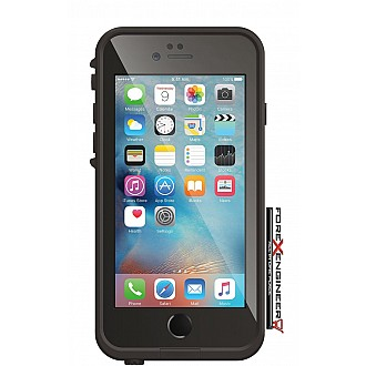 Lifeproof Fre Waterproof, Shock-proof, Dirt-proof Case for iPhone 6s plus / 6 plus - Black color
