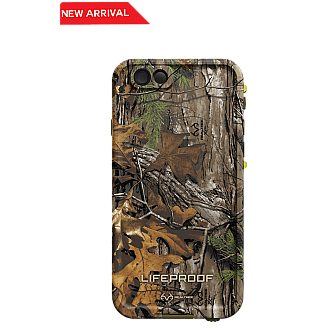 Lifeproof fre Realtree for iPhone 6 / 6S waterproof dustproof shockproof snowproof case - Xtra Lime color