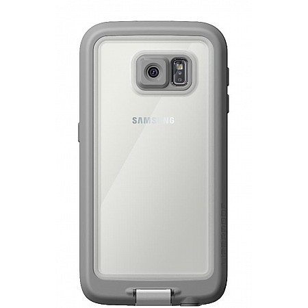 Lifeproof fre for Samsung Galaxy S6 - avalanche white color