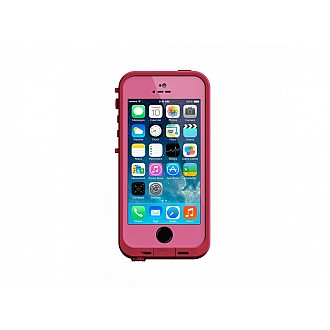 Lifeproof Fre Waterproof, Shock-proof, Dirt-proof Case for iPhone 5/5S/SE - Dark Magenta color - PROMO [NO WARRANTY]