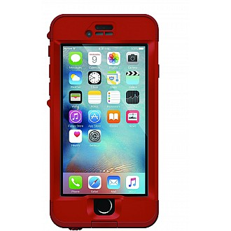 Lifeproof nuud for iphone 6S ONLY - Campfire (Red color)