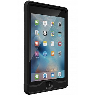 Lifeproof NUUD Series Waterproof Dustproof Shockproof Snowproof Case for iPad mini 4 - Black