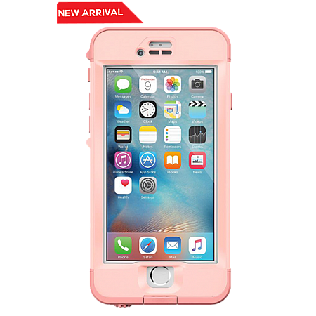 Lifeproof nuud for iphone 6S ONLY - First Light Pink