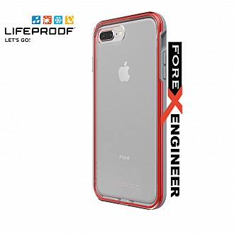 Lifeproof SLAM for iPhone 8 Plus / 7 Plus Shockproof Military Protection - Lava Chaser  (CLEARANCE - NO WARRANTY)