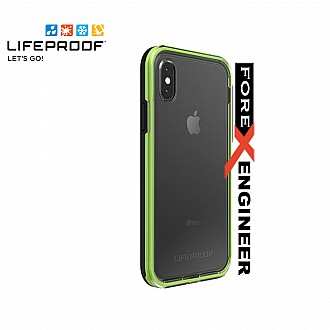 Lifeproof SLAM for iPhone X (ONLY) Slim Military Protection - Night Flash (CLEARANCE - NO WARRANTY)
