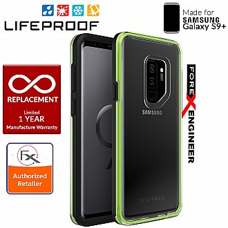Lifeproof SLAM series for Samsung Galaxy S9 PLUS - Drop-proof case - Night Flash (CLEARANCE - NO WARRANTY)
