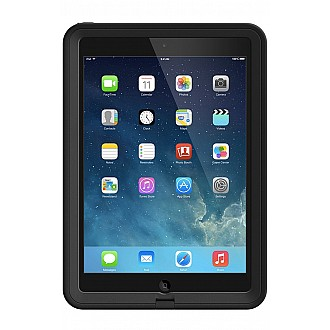 Lifeproof Fre Waterproof, Shock-proof, Dirt-proof Case for iPad Air - Avalache White & Black (CLEARANCE - NO WARRANTY)