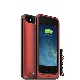 [FLASH SALE] Mophie Juice Pack Air for iphone 5 / 5s / SE (1700mah) - Red Special Edition color - limited unit!