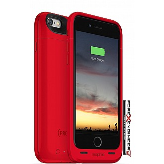 [FLASH SALE] Mophie Juice Pack Air for iphone 6 / 6s (2750mah) - Red Special Edition color - limited unit!