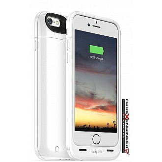 [FLASH SALE] Mophie Juice Pack Air for iphone 6 / 6s (2750mah) - White color - limited unit!