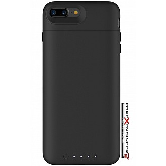 Mophie Juice Pack air for iphone 8 / 7 Plus - black color (wireless charge capable)