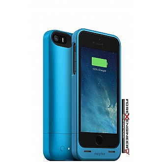 [FLASH SALE] Mophie Juice Pack Helium for iphone 5 / 5s / SE (1500mah) - Blue - limited unit!