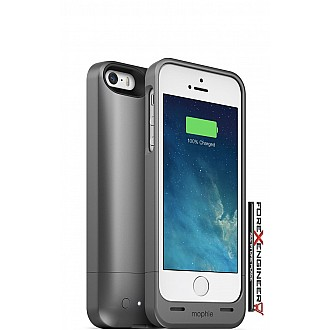 [FLASH SALE] Mophie Juice Pack Helium for iphone 5 / 5s / SE (1500mah) - Dark Metallic - limited unit!