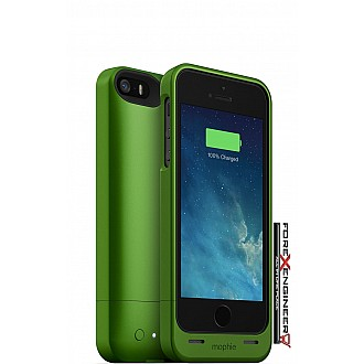 [FLASH SALE] Mophie Juice Pack Helium for iphone 5 / 5s / SE (1500mah) - Green - limited unit!