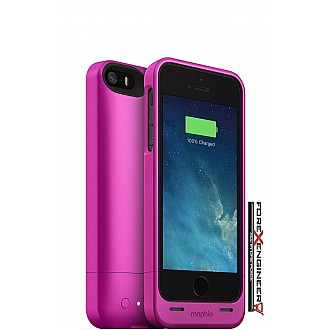 [FLASH SALE] Mophie Juice Pack Helium for iphone 5 / 5s / SE (1500mah) - Plump (Pink) - limited unit!