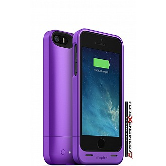 [FLASH SALE] Mophie Juice Pack Helium for iphone 5 / 5s / SE (1500mah) - Purple - limited unit!