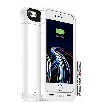 [FLASH SALE] Mophie Juice Pack Ultra for iphone 6 / 6s (3950mah) - White color - limited unit!