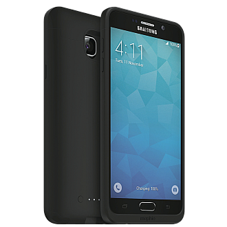 Mophie Juice Pack for Samsung Note 5 - black color