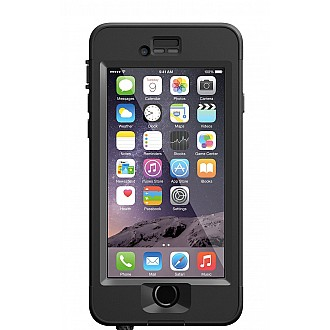 Lifeproof nuud for iphone 6 ONLY - black color