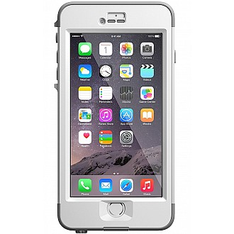 Lifeproof Nuud for iphone 6 PLUS (white color) - NOT COMPATIBLE with iphone 6S PLUS