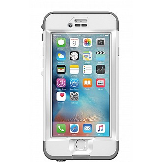 Lifeproof nuud for iphone 6S ONLY - Avalanche White color