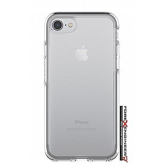 Otterbox Symmetry CLEAR Series Case for iPhone 7 / 8 - Drop proof, Shock Proof case - Clear Crystal (Compatible with iPhone SE 2nd Gen 2020)