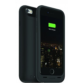 Mophie Juice Pack Plus 3300mah for iphone 6 / 6s - black, gold color