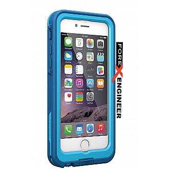 Lifeproof Fre Power for iPhone 6 / 6s Waterproof Battery Pack - Base Jump Blue