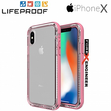 LifeProof Next Series For iPhone X / Xs - Cactus Rose